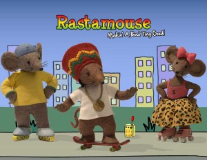 Rastamouse - Scourge of the English Language