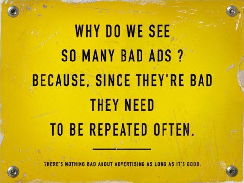Bad Ads by CreativeEwe