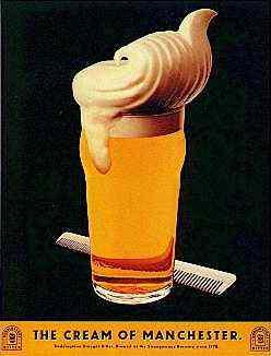 Boddingtons - 90s Advert