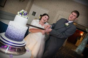 Wedding Cake, Groom and Sword