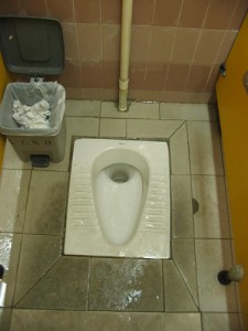 A Lovely Squat Toilet