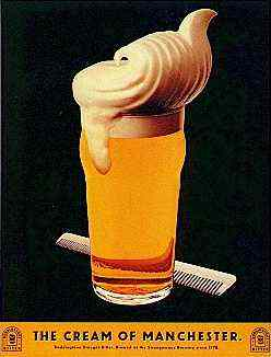 Boddingtons - 90s Advert
